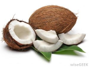 Coconuts. A food I don't like involved in a fundamental discovery in plant science history. Source.