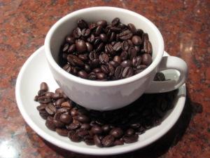 Coffee beans. Amanda. Flickr. License: CC2.0
