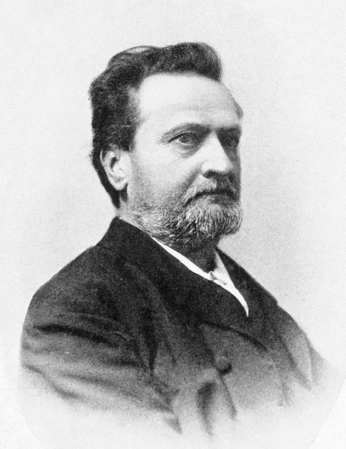 Julius von Sachs. Source:
